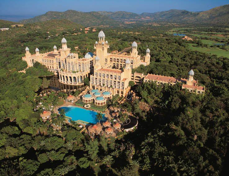 Travel The World Luxurious Living In The Lost City Of South Africa