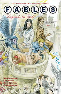 Fables: Legends in Exile book cover