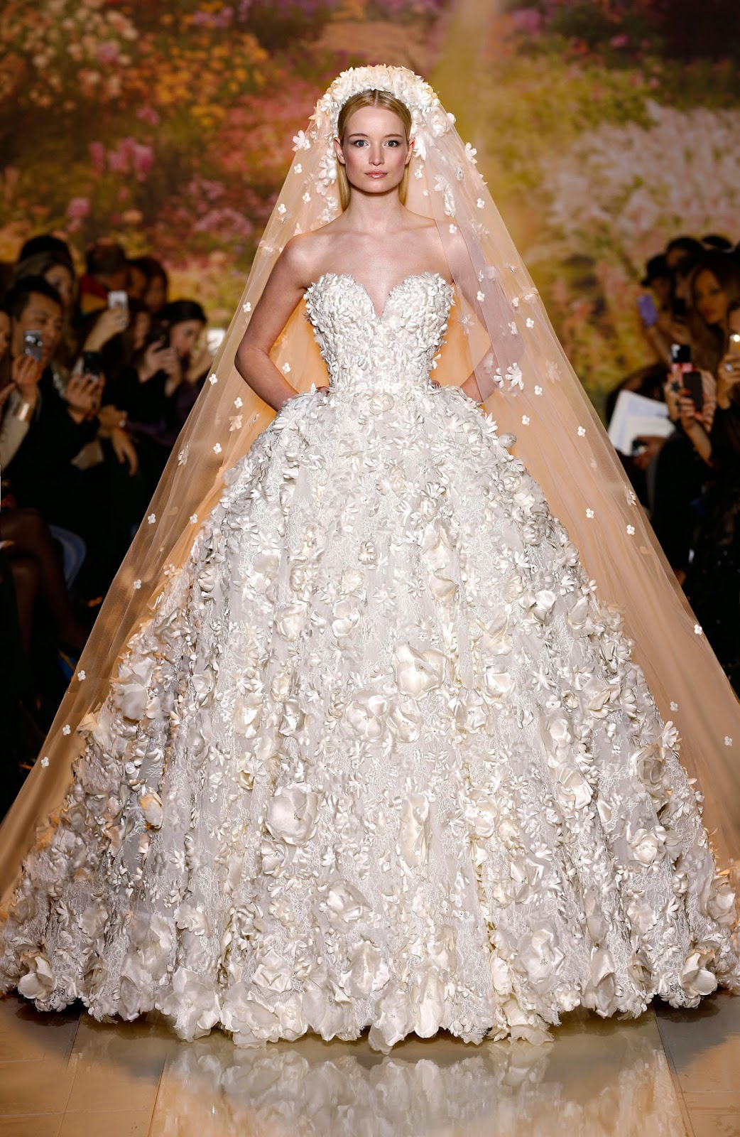 All about our passion new trend wedding dresses the news for the approaching spouses is that 2014 accumulations of bridal dresses have been given a great touch of hollywood sirens by an exceptionally ombrellifo Image collections