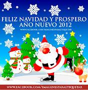 Nuevas Frases de Navidad para muro de2012 feliz navidad prospero nuevo