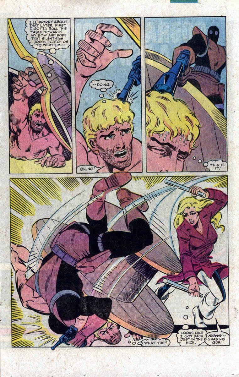 Hawkeye (1983) Issue #2 #2 - English 14