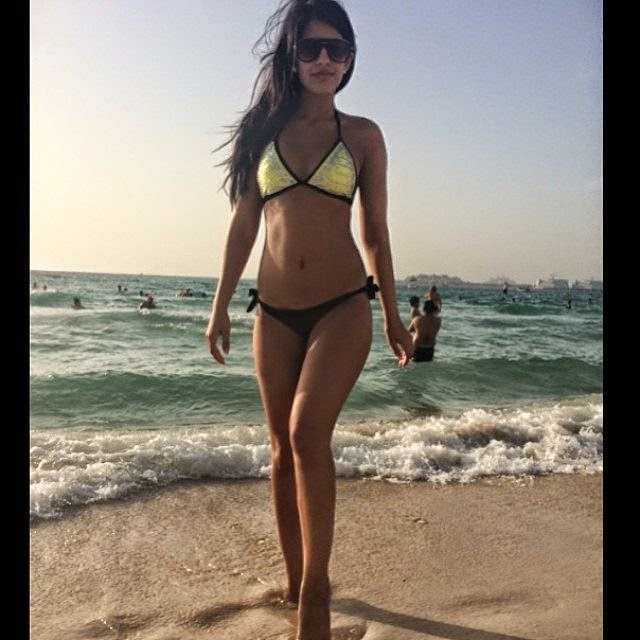 Jasmin Walia shares a few images into her Instagram account on Thursday, April 29, 2014