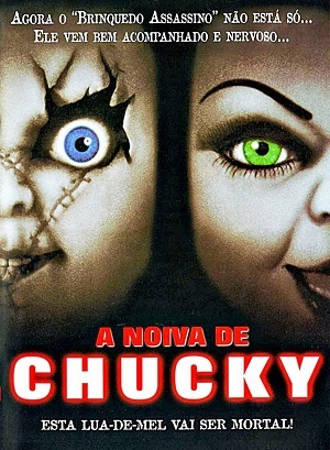 A Noiva de Chucky BluRay Filmes Torrent Download capa