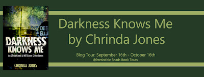 Blog Tour + Giveaway: Darkness Knows Me