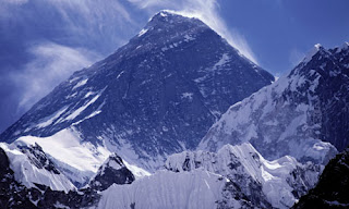 Mount Everest Nepal China