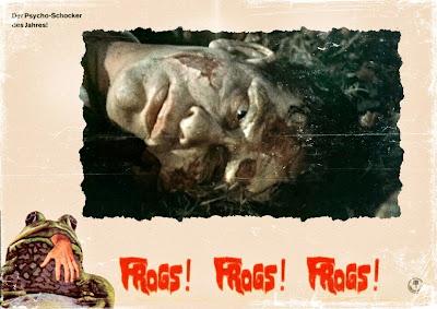 Frogs - Opfer der Natur