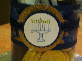 Chanukah stamps