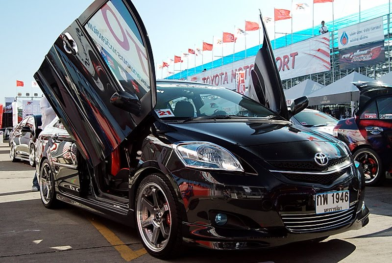 Vios Black Modified >> My Blog Toyota Vios Photo Gallery Heavily Modified