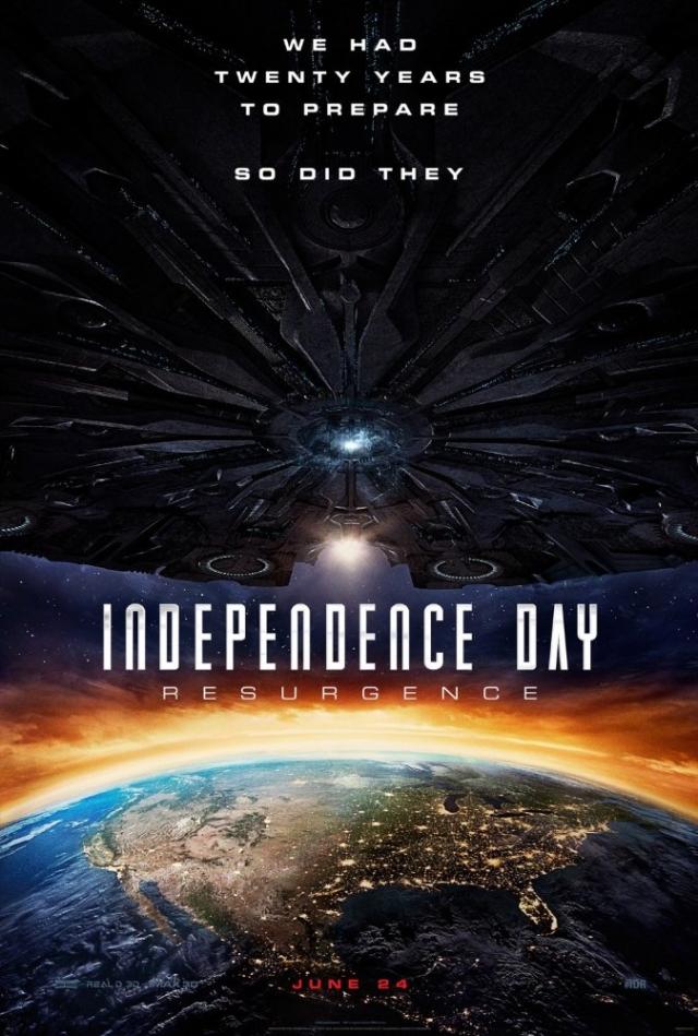 Ngày Độc Lập 2: Tái Chiến - Independence Day: Resurgence (2016)