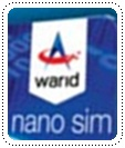mini nano sim card