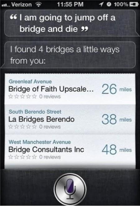 Siri first anal