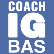 Mon coach à IG bas sur mon mobile