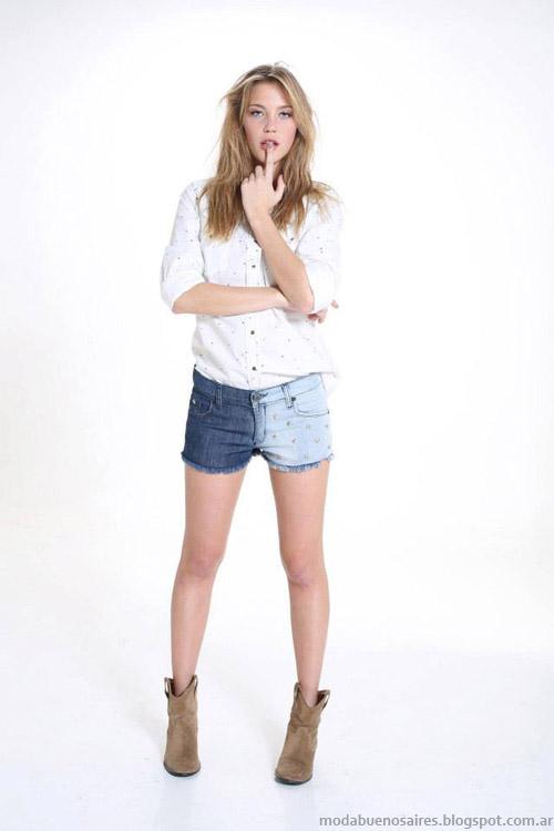 Riffle Jeans primavera verano 2014