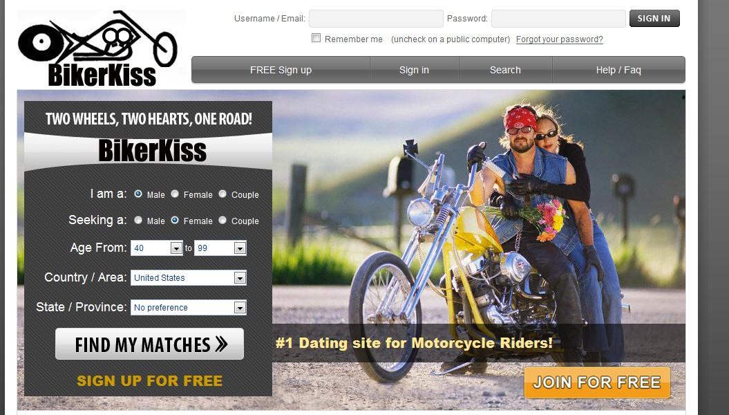 Local biker dating sites