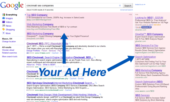 how to set up a pay per click (PPC) campaign