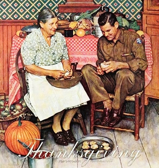 thanksgiving a family tradition in america The times asked 15 american families to talk about the dishes on their thanksgiving tables that speak best to their heritage and traditions, and to who we are  the american thanksgiving.
