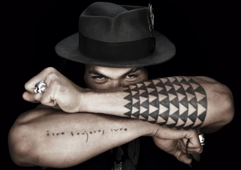 Trends Tattoo Collection Jason Momoa