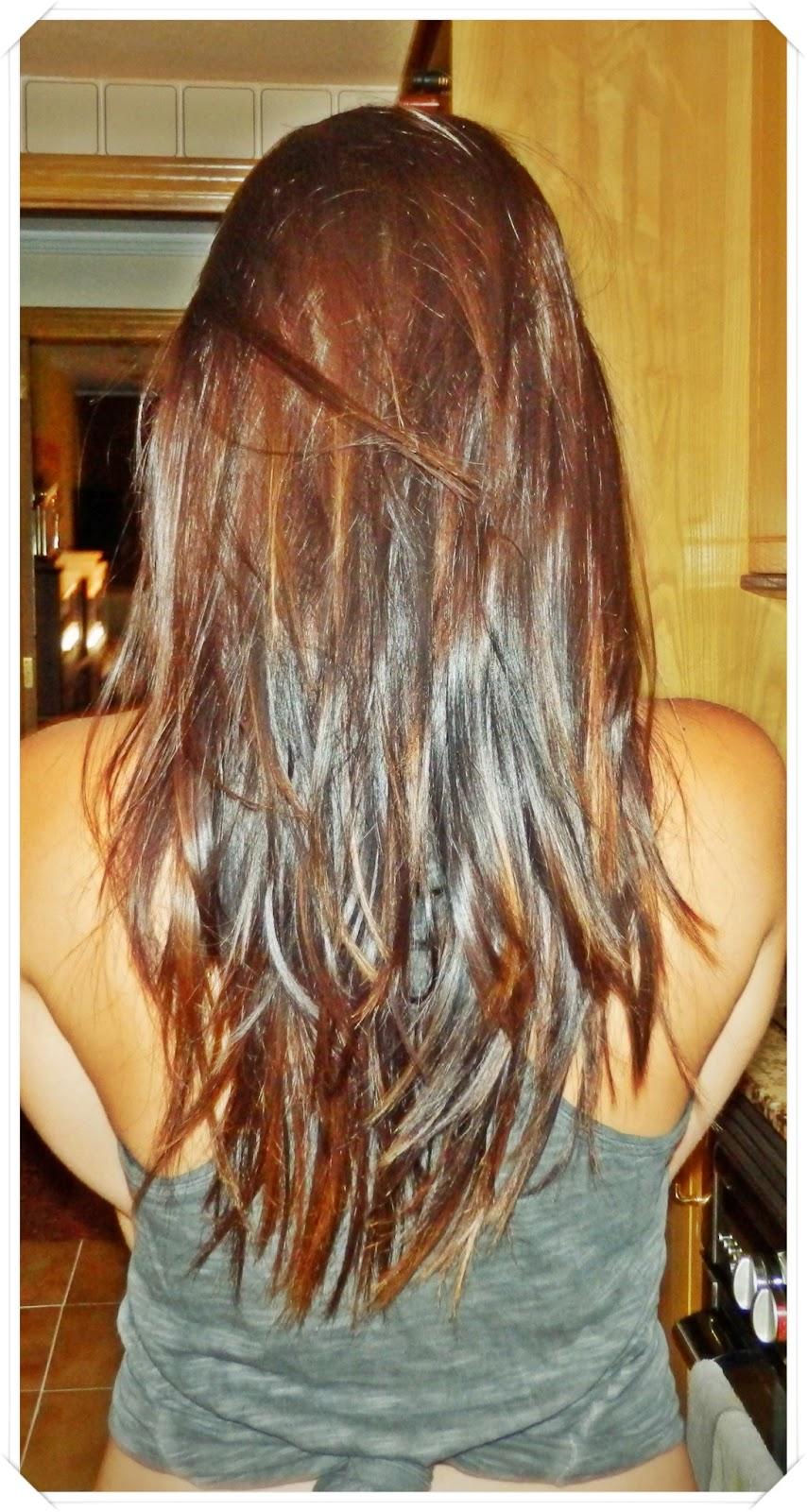 Cortes de pelo a mitad de espalda