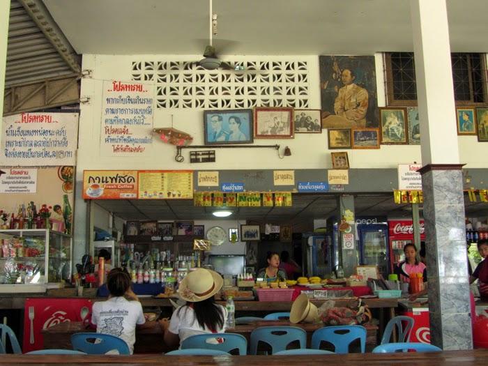 Restaurant Hat Laem Sala Beach