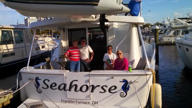 Seahorse S Great Loop Adventure Fort Myers Fl First