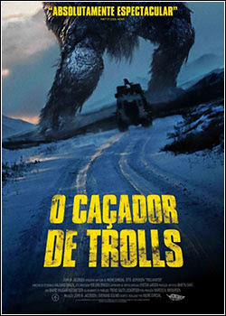 Download - O Caçador de Troll DVDRip - AVI - Dual Áudio