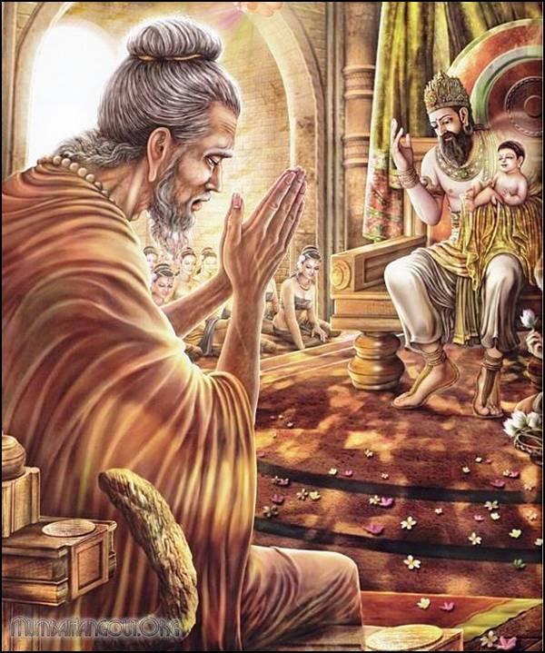 Praneeth Reddy: The Life of Lord Buddha