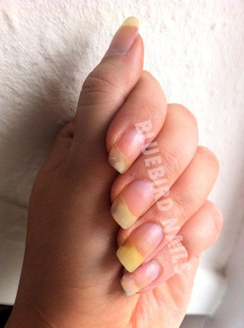naked nails