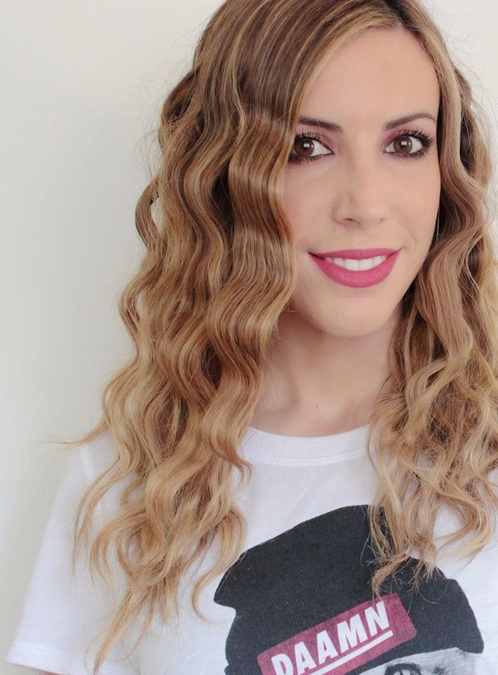 Ondas Sueltas con tenacillas y pinzas YouTube - Peinados Con Tenacillas