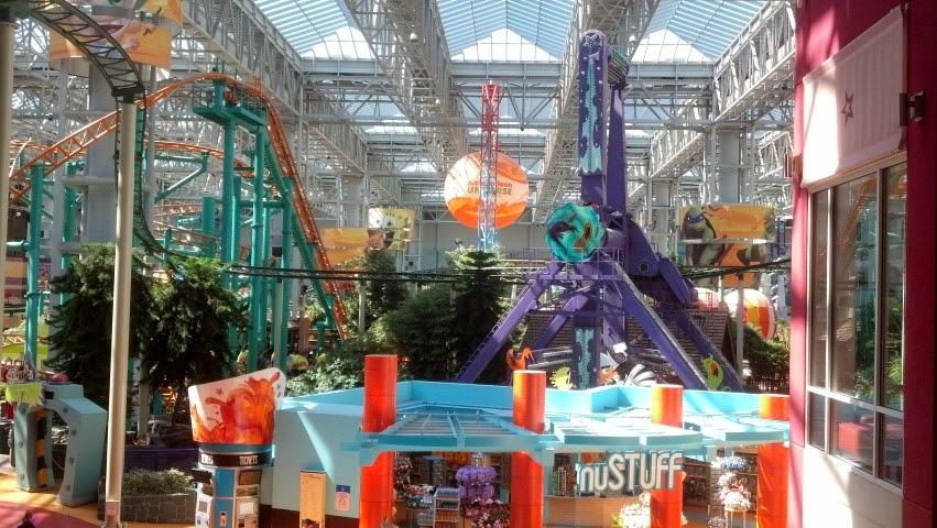 TUMBLEWEED: Mall of America