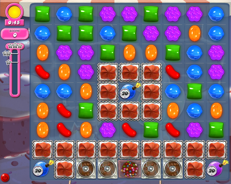 Level 358 | Candy Crush tips level 358