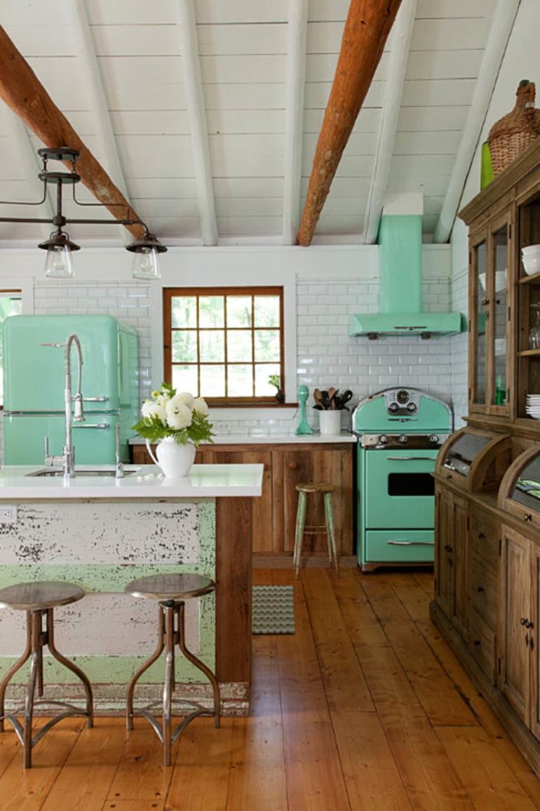 [Lugares con alma] Una casa llena de color lista para el otoño
