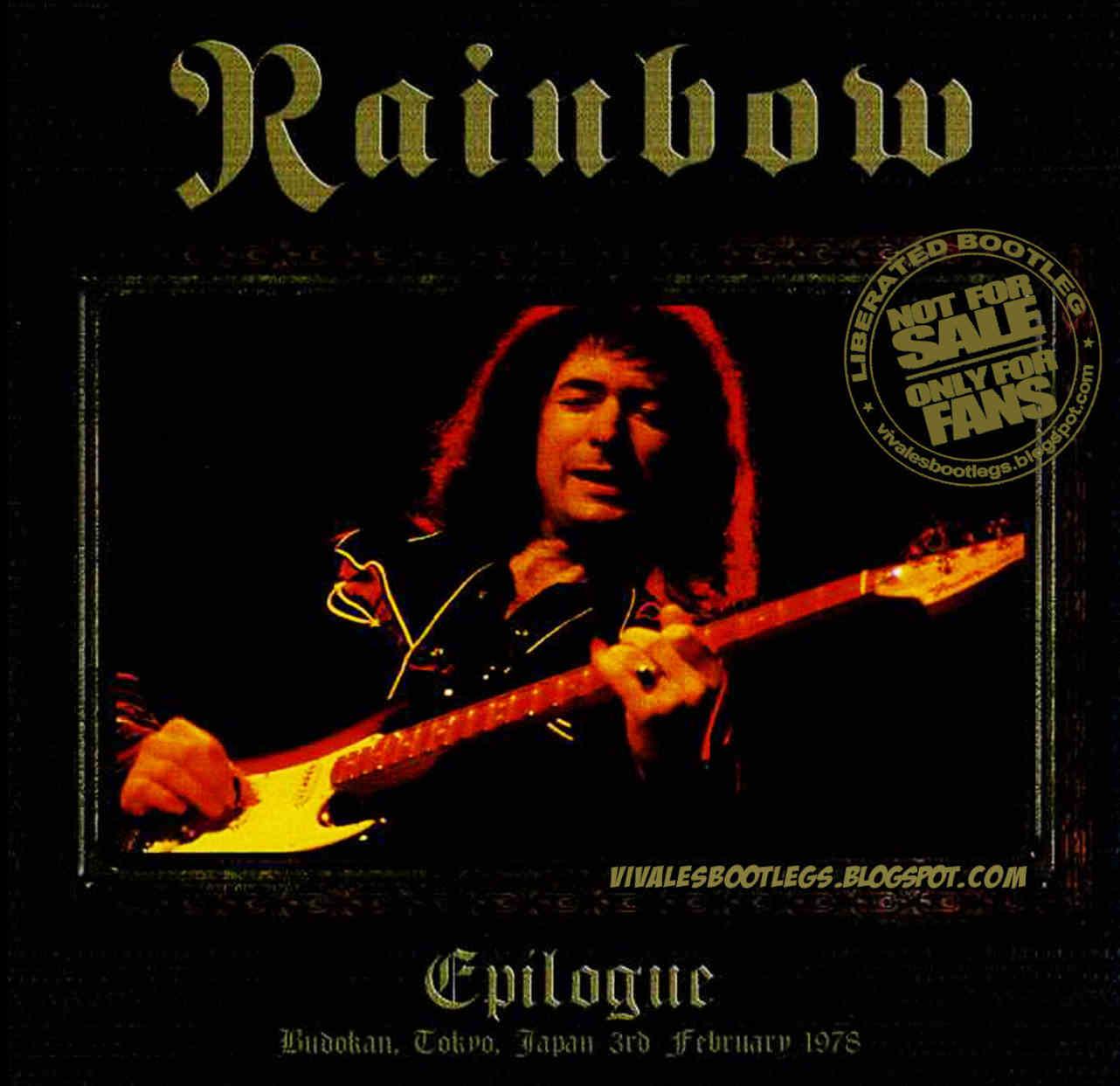 Rainbow Epilogue Budokan Hall Tokyo Japan February