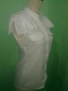 Blus Putih Krah Sanghai2