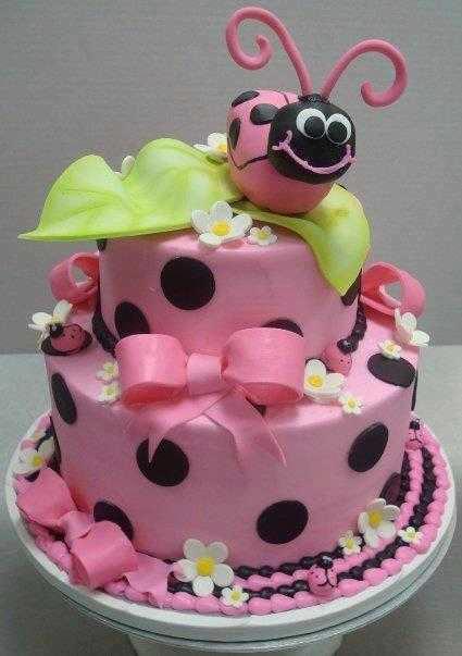 Birthday Cake snail