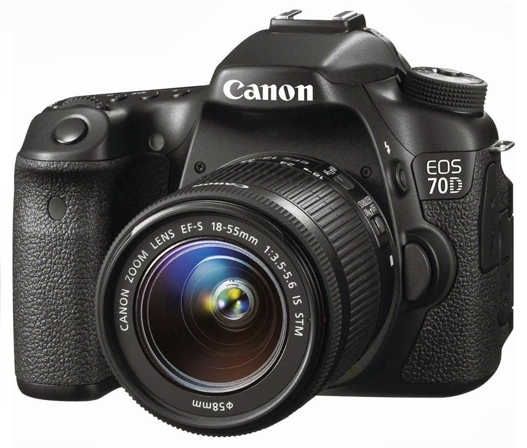 Harga Canon EOS 70D