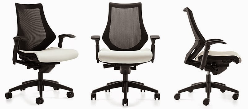 Global Total Office Spree Chairs
