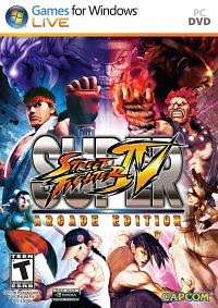 Torrent Super Compactado Super Street Fighter IV Arcade Edition PC