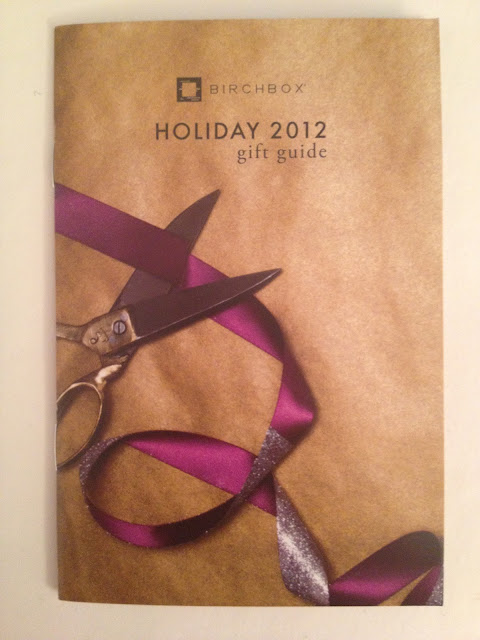 November Birchbox Holiday Gift Guide