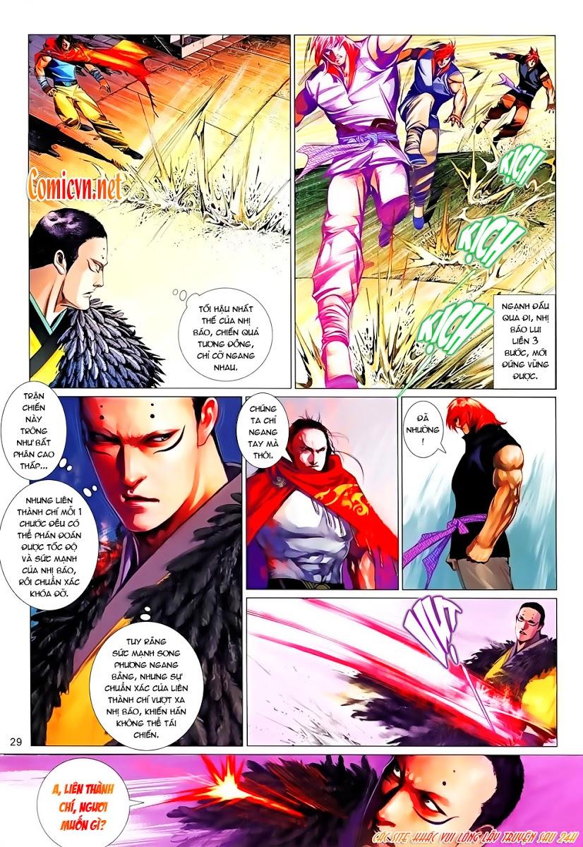 Phong Vân chap 642 Trang 29 - Mangak.info