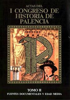 Tomo II, Actas del I Congreso de Historia de Palencia