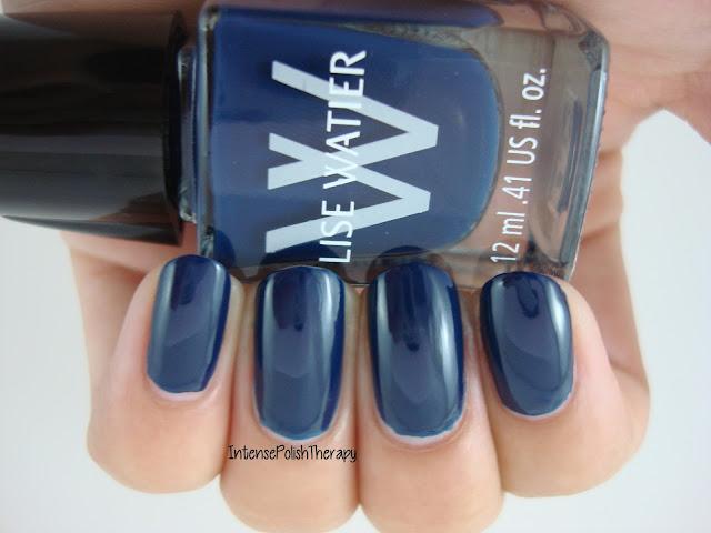 Lisa Watier - Bleu D'Hiver
