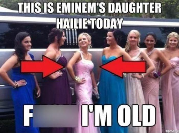 his Is Eminem's Daught...