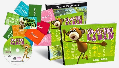 Latin Monkey Match 2 Flashcard Game (Latin Edition)