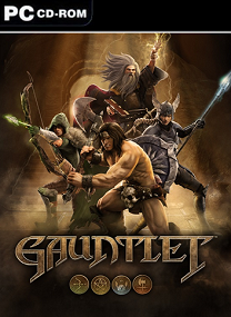 Gauntlet-CODEX TERBARU FOR PC cover