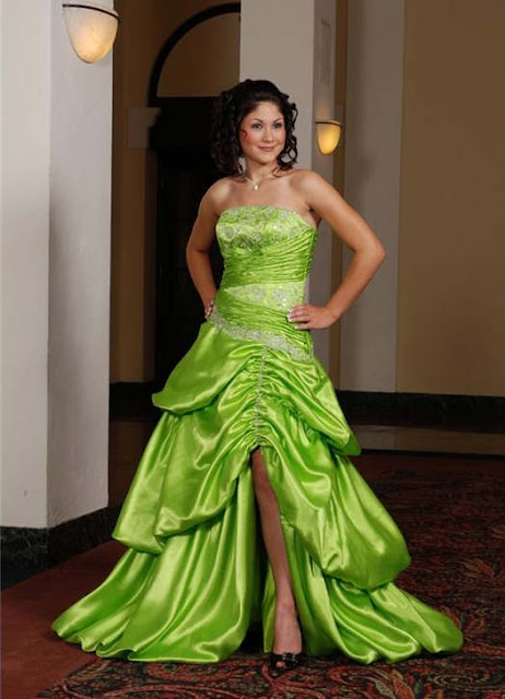 Neumans Of Nanaimo Bridesmaids Dresses Green Edition