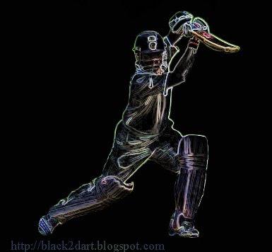 Sachin Tendulkar Darkside Image