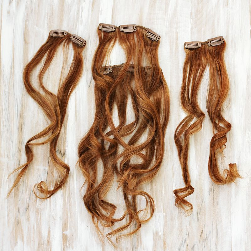 Clip On Hair Extensions Cost Best Clip In Hair Extensions