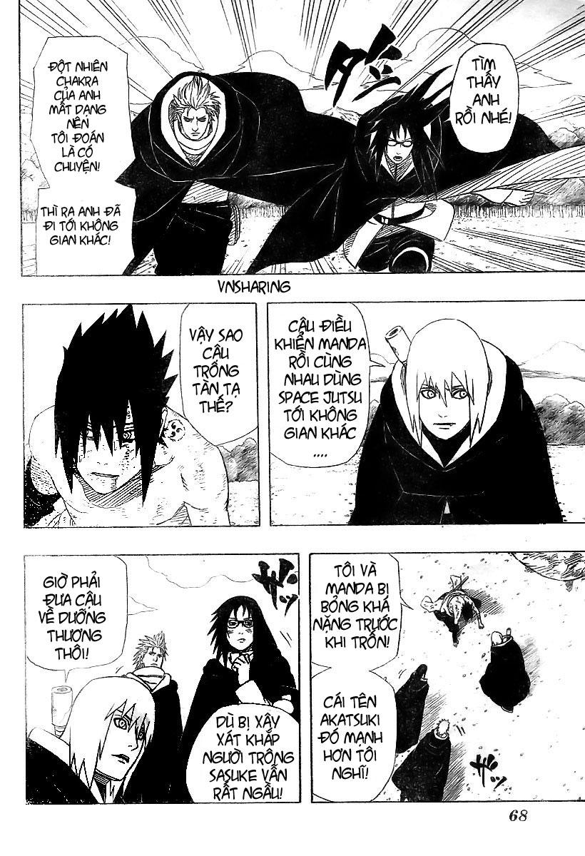 Naruto chap 363 Trang 15 - Mangak.info