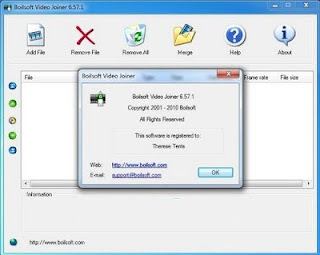 Download Boilsoft Video Joiner 6.57 Full Version with Serial