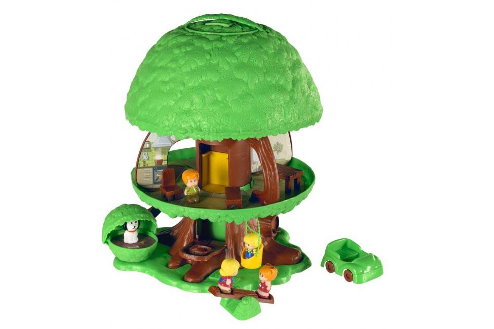 De Oude Speelkamer  De Magische Speelboom van de familie Klorofil